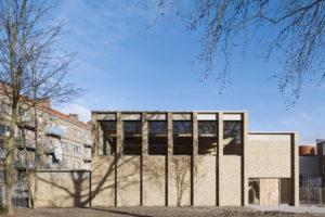 ARC19: Gymzaal de Adamshof Rotterdam – Ziegler | Branderhorst en Artesk van Royen Architecten