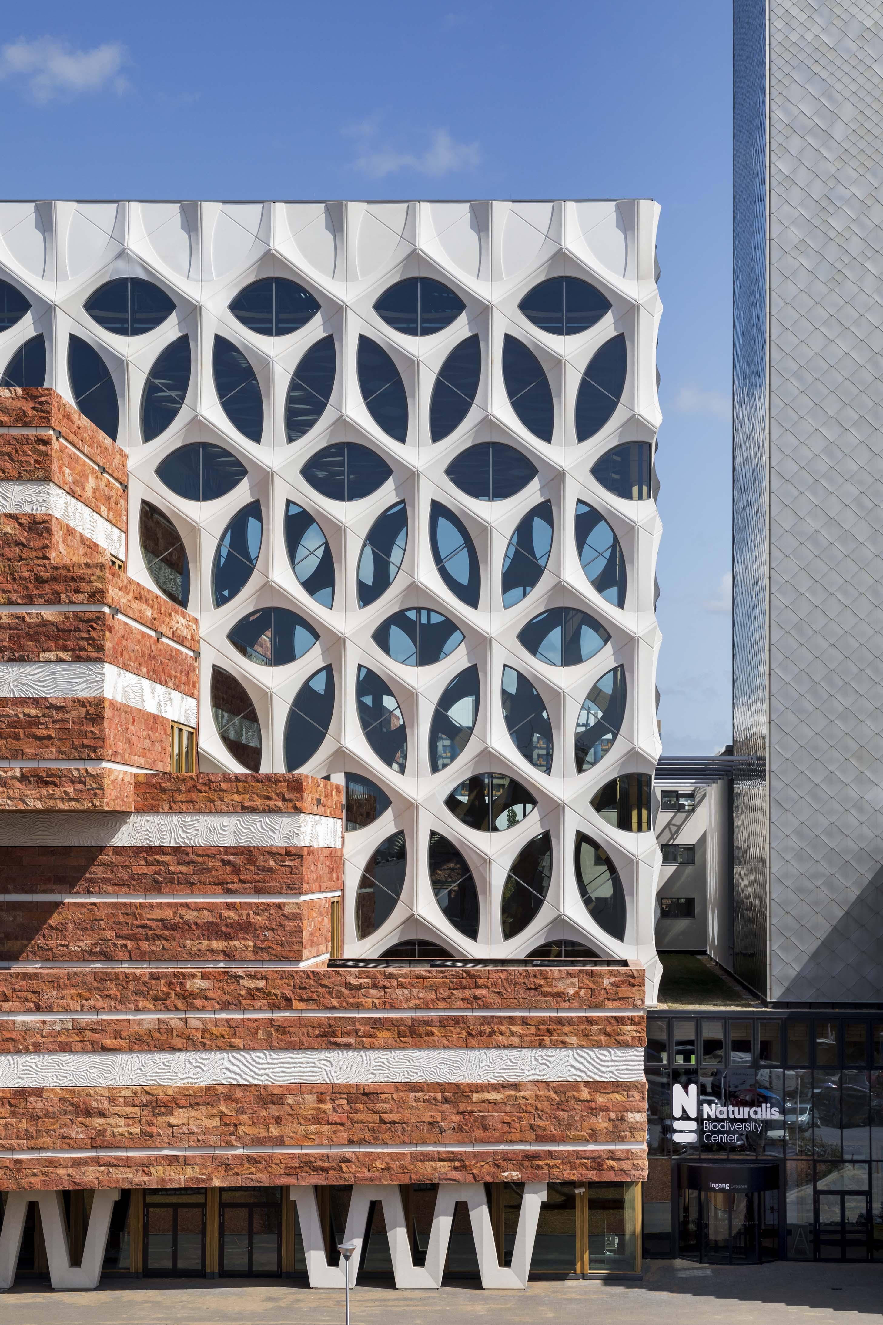 <p>scagliolabrakkee / © Neutelings Riedijk Architects</p>