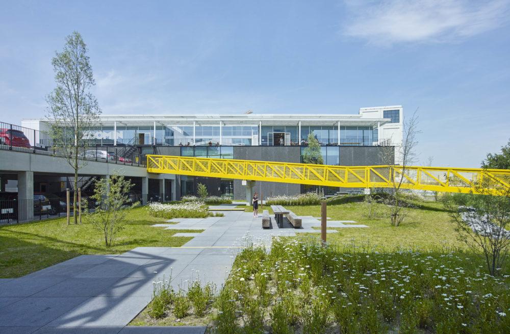 ARC19: Imagewharf Werk en Studiogebouw – Affaire d'Architecture