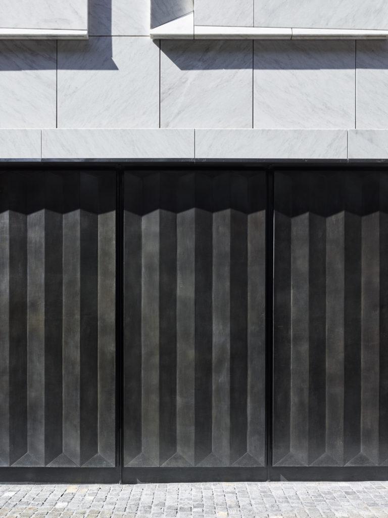 Bucherer Flagship Store Zurich door Office Winhov. beeld: Georg Aerni, Zurich / Office Haratori