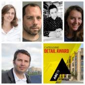 Jury ARC19 Detail Award stelt zich voor