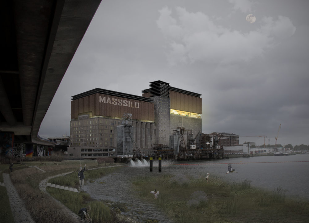 ARC19: MASSSILO Rotterdam | energieopslag in de stad – KAW