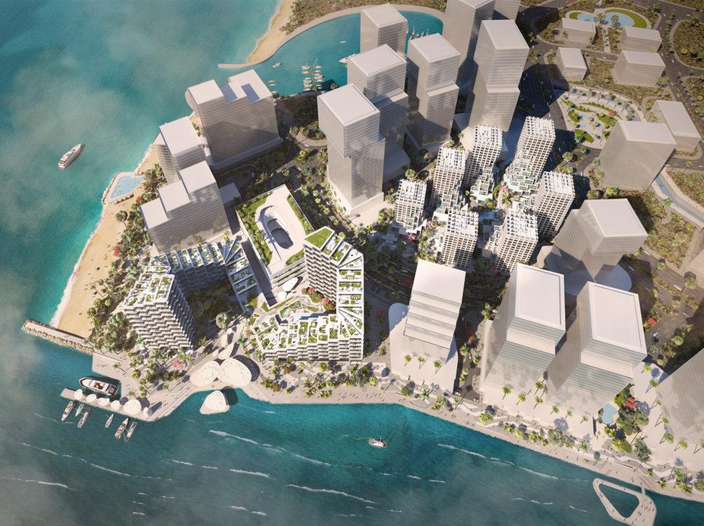 Pixel Abu Dhabi MVRDV