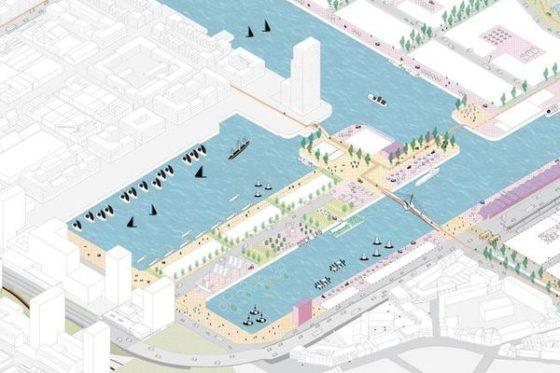 Antwerpen zoekt projectteam innovatieve stadshaven