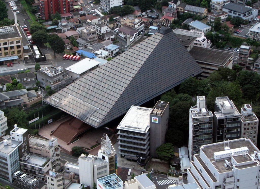 Apers TOkio Tempel