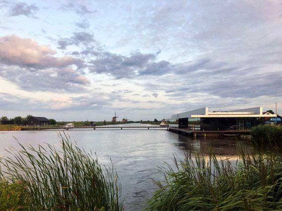 Bezoekerscentrum UNESCO Werelderfgoed Kinderdijk opent begin september