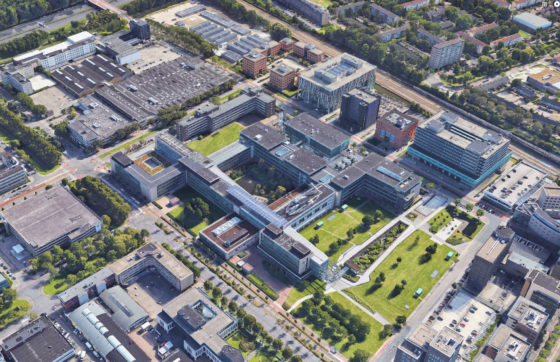 cepezed transformeert Shell-campus Rijswijk