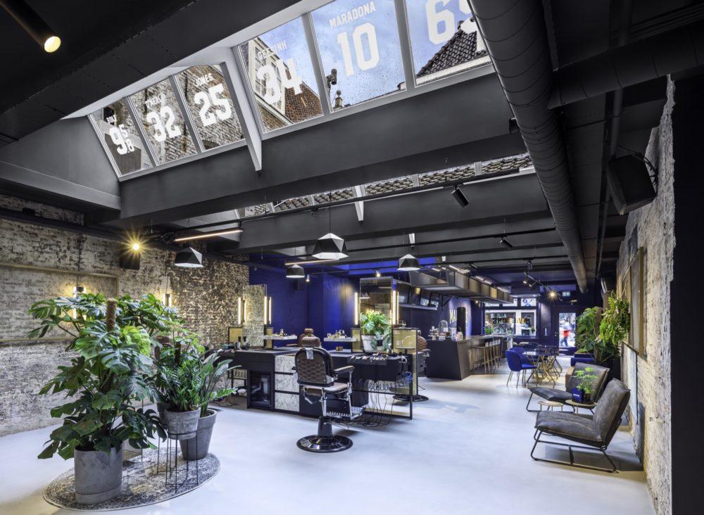 ARC19: Maesons Sportsbarber Utrecht- Condept