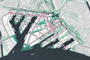 ARC19: Ruimtelijk Raamwerk Merwe-Vierhavens Rotterdam – Gemeente Rotterdam, Havenbedrijf Rotterdam en DELVA Landscape Architecture | Urbanism