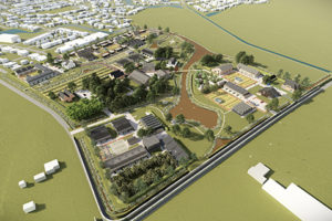 ARC19: Buurtskap de Tuunen. Een verplaatsbare woonwijk – Faro architecten en La4Sale Landschapsarchitect