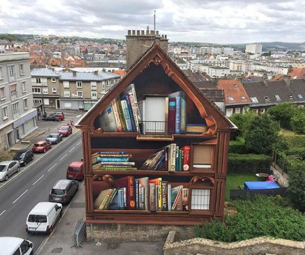 Frankrijk Boekenkast JanIsDeMan