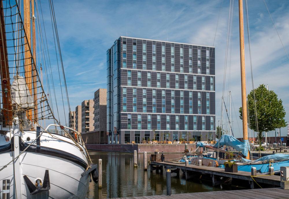ARC19: Hotel Breeze, Amsterdam – OZ i.s.m. NWA architecten