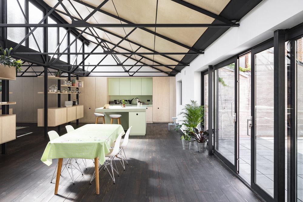 ARC19: Huis DM Antwerpen – B-bis architecten