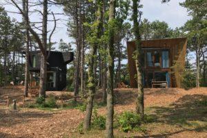 ARC19: Boshuisjes op Vlieland – BARST architecten & Atelier Boekhout