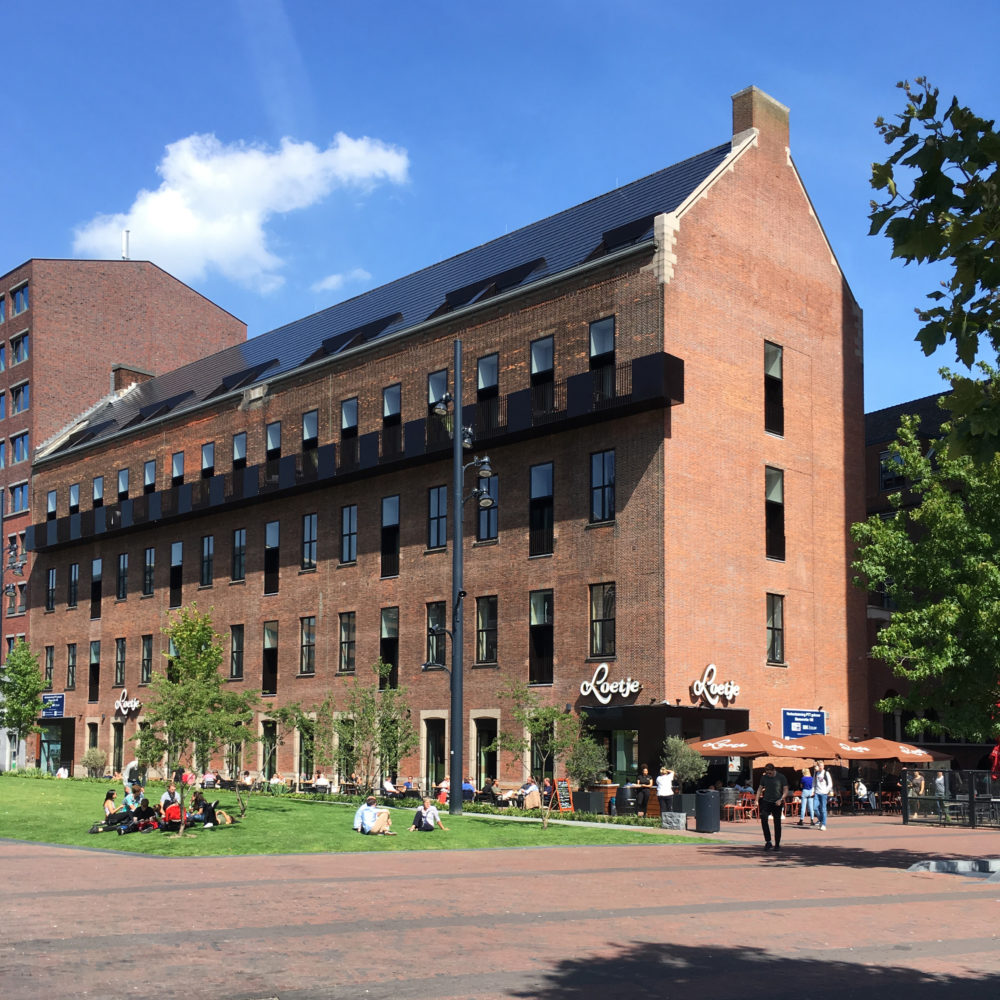 ARC19: Transformatie voormalig PTT gebouw in Rotterdam – JSA | jeroen schipper architecten bv