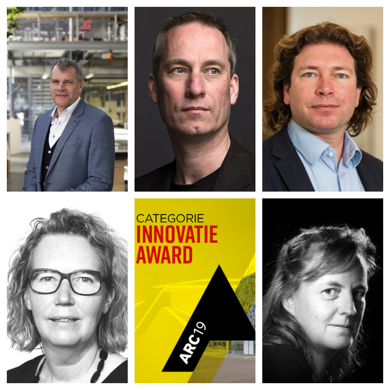Jury ARC19 Innovatie Award