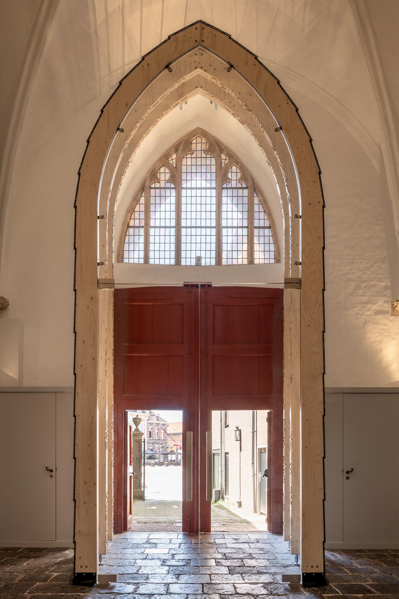 <p>hal vanaf de kerk</p>