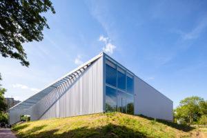 ARC19: Sportaccommodatie Het Binnenveld Wageningen – Lichtstad Architecten