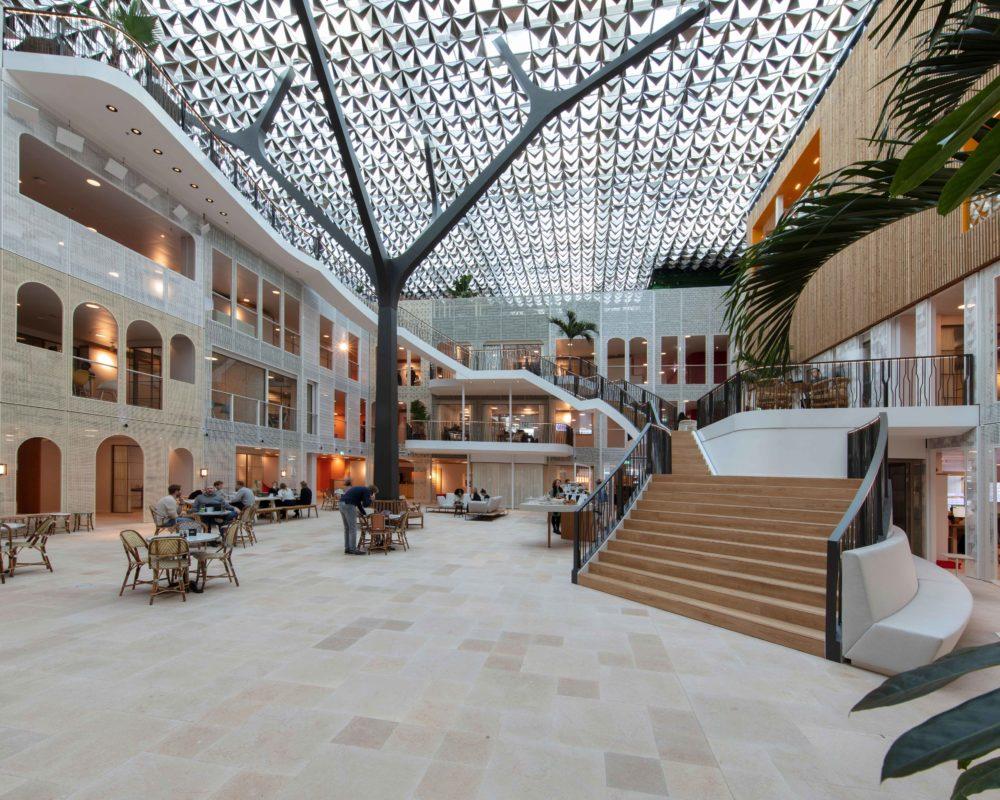 ARC19: Een nieuw huis voor de Goede Doelen Loterijen Amsterdam – D/DOCK