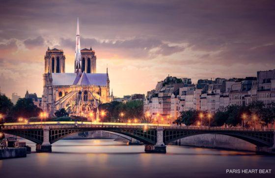 Zeyu Cai & Sibei Li winnen officieuze ontwerpwedstrijd Notre-Dame
