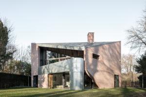 ARC19: Vrijstaande woning op historische site in Schoten – Polygoon Architectuur
