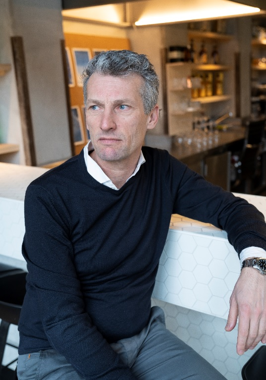 Patrick van der Klooster jurylid ARC19 Stedenbouw Award