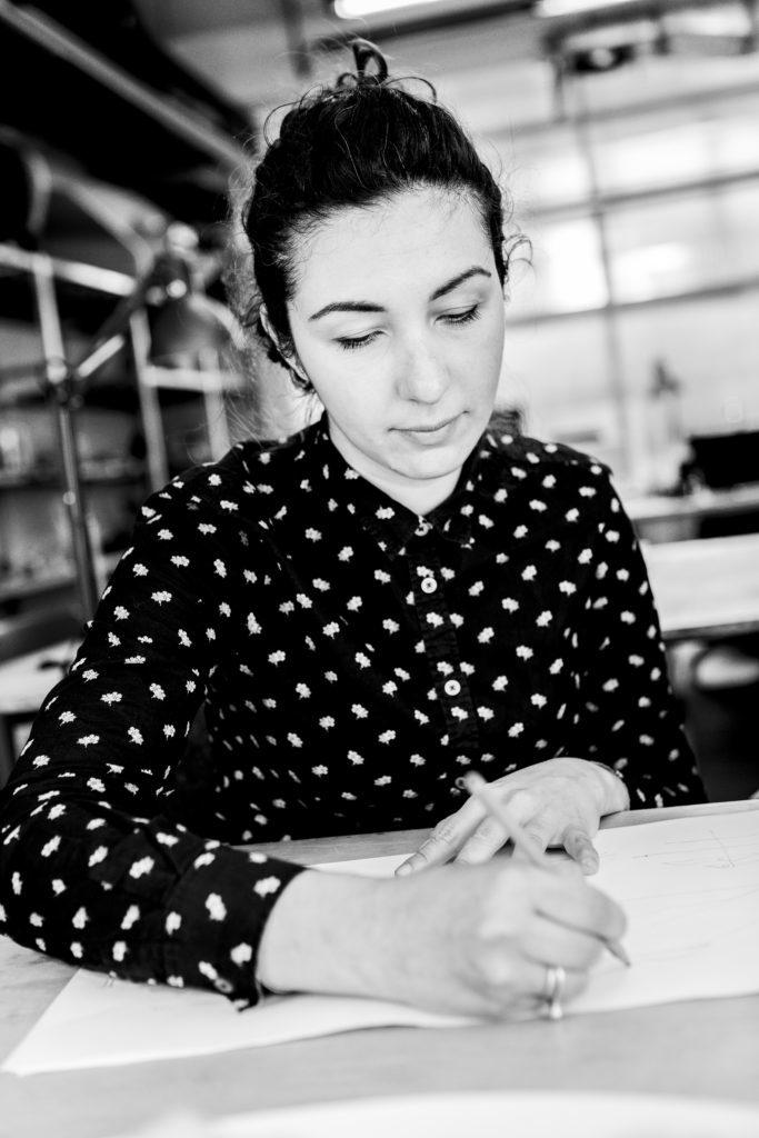 Alessandra Covini. Jurylid ARC19 Detail Award Beeld Dik Nicolai