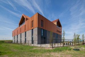 ARC19: Zuiver Westzaan – nunc architecten