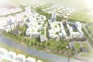 ARC19: Voormalig defensieterrein Utrecht – SVP architectuur en stedenbouw