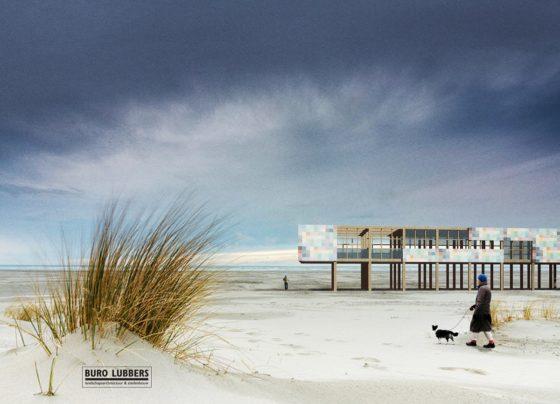 Buro Lubbers wint met Het Juttershuis prijsvraag Beste Strandpaviljoen 2030