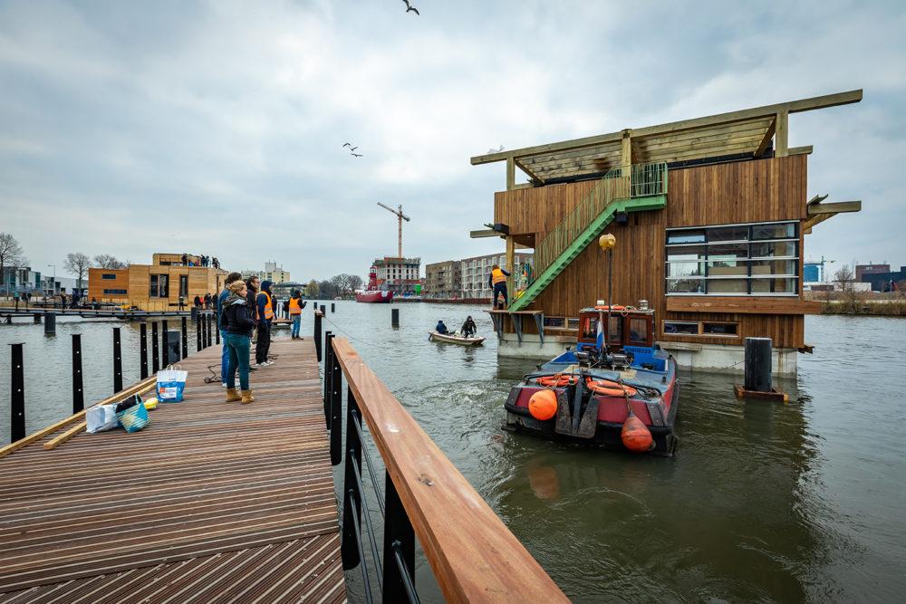 ARC19: Gesamt Amsterdam – Studio Valkenier