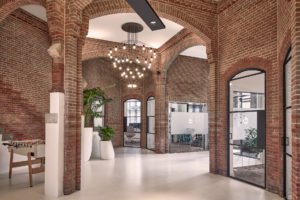 ARC19: Kantoor in monumentaal pand West-Friesland – Tanya van Leeuwen Interieurarchitectuur