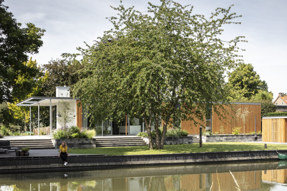 ARC19: C'est le lieu qui compte: vernieuwing jaren '60 woonhuis Bunnik – Équipe Amsterdam