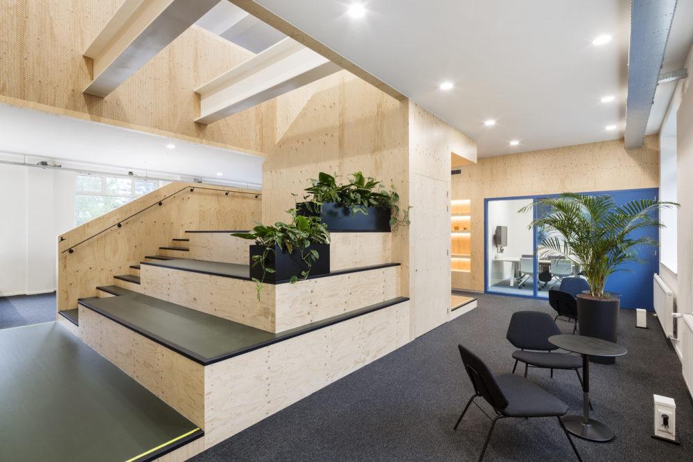 ARC19: Upfield R&D office – Becelhuis Rotterdam – Johan De Wachter Architecten