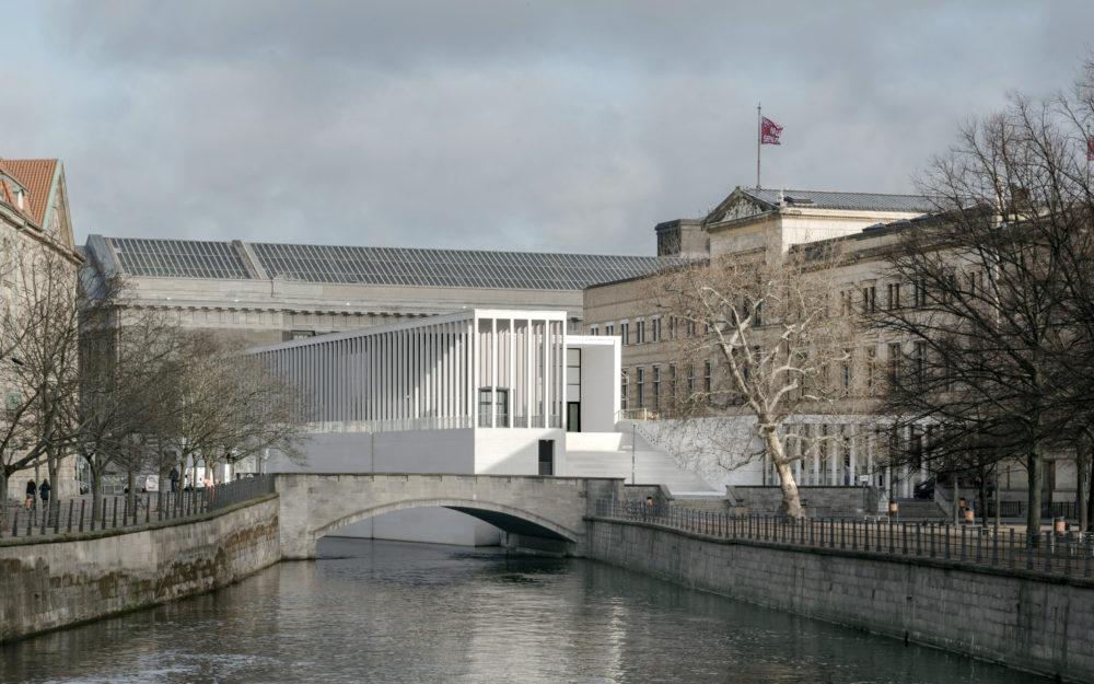 Luxe Purisme – James-Simon-Galerie in Berlijn door David Chipperfield Architects