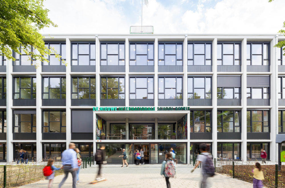 ARC19: DENISE, De Nieuwe Internationale School Esprit – Paul de Ruiter Architects