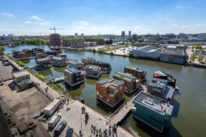 ARC19: Woonwijk Schoonschip in Amsterdam – Space&Matter