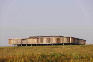 Energie Kenniscentrum Leeuwarden – Achterbosch Architecten