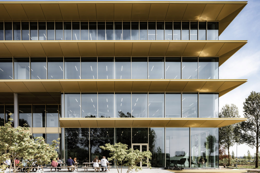 Asics EMEA HQ Hoofddorp Powerhouse Company Beeld Sebastian van Damme