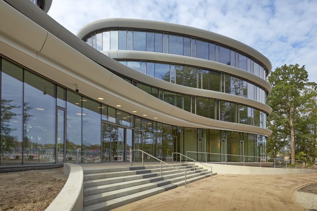 Hoofdkantoor Triodos Nederland in Driebergen-Zeist door RAU. Beeld Bert Rietberg voor J.P. van Eesteren