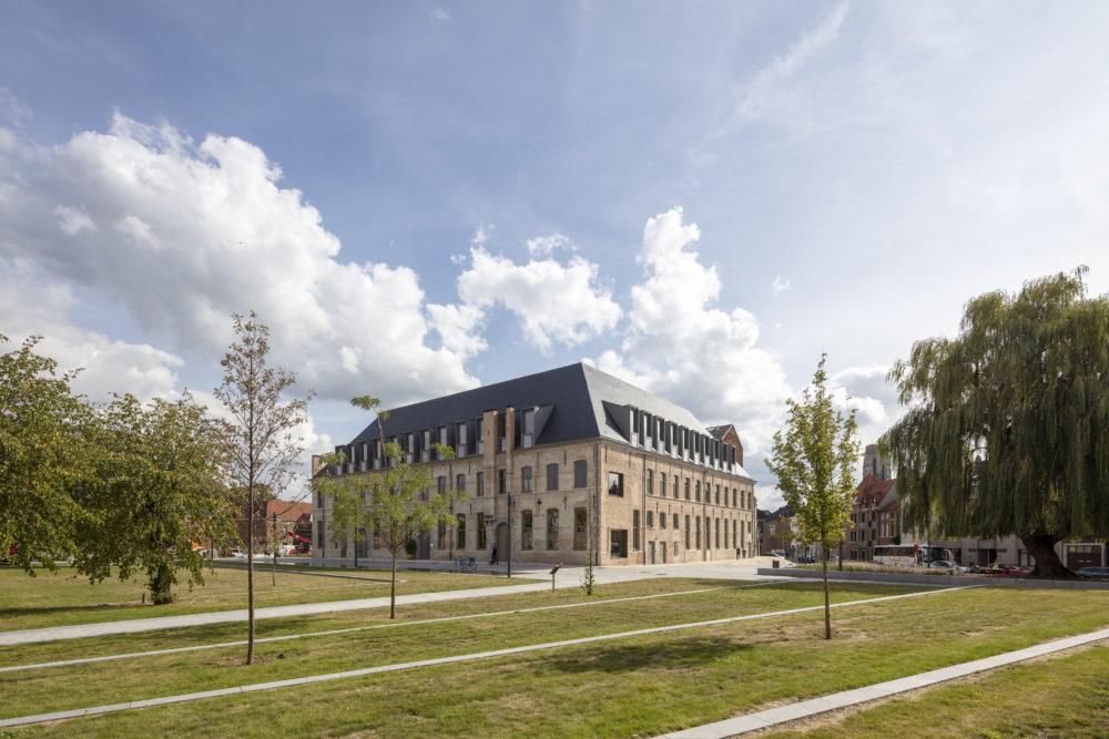 ARC19: Het Predikheren Mechelen – Korteknie Stuhlmacher Architecten