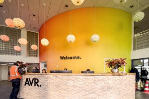ARC19: 100% Waste Based interior voor AVR – Fokkema & Partners Architecten i.s.m. ArchitectuurMAKEN