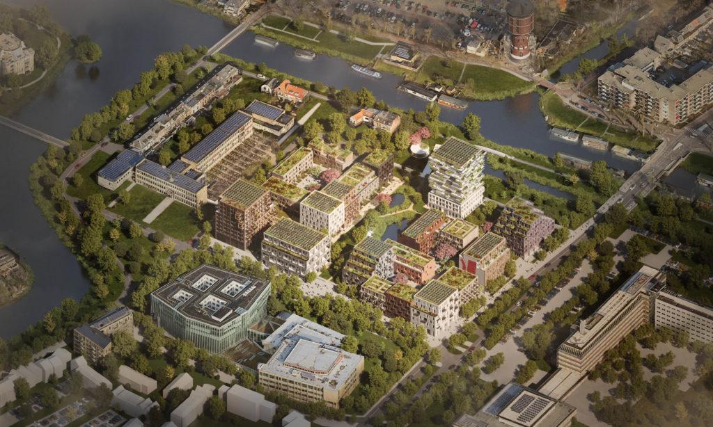 Barcode Architects Karres+Brands Weezenlanden Noord Zwolle