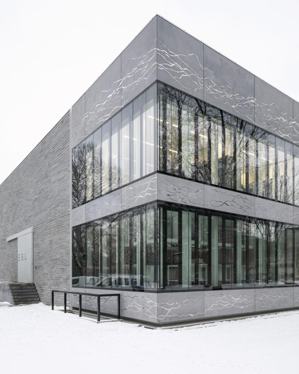 ARC19: Earth Simulation Laboratory – Barcode Architects i.s.m. ABT