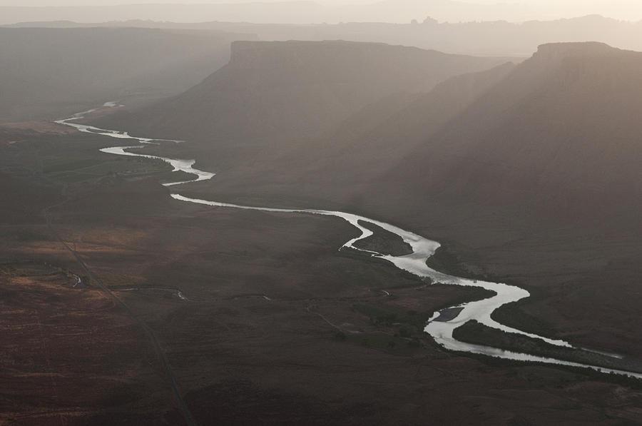 <p>Een stromende waterdelta was de inspiratie voor de gevel</p>