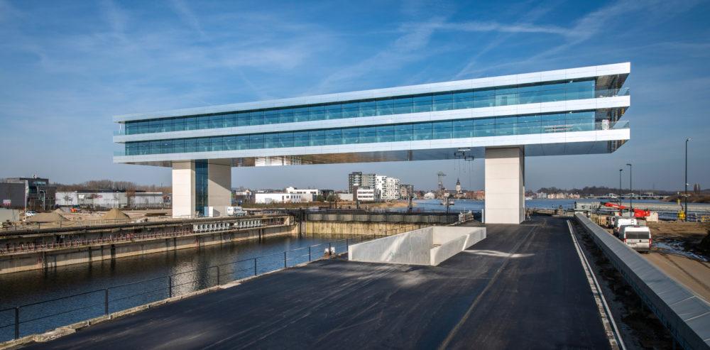 ARC19: HQ Cordeel – Binst Architects