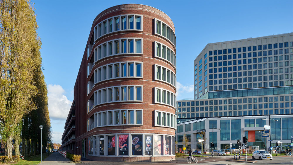 ARC19: Via Breda Spoorzone – DAT architecten, Dura Vermeer en DW Investments