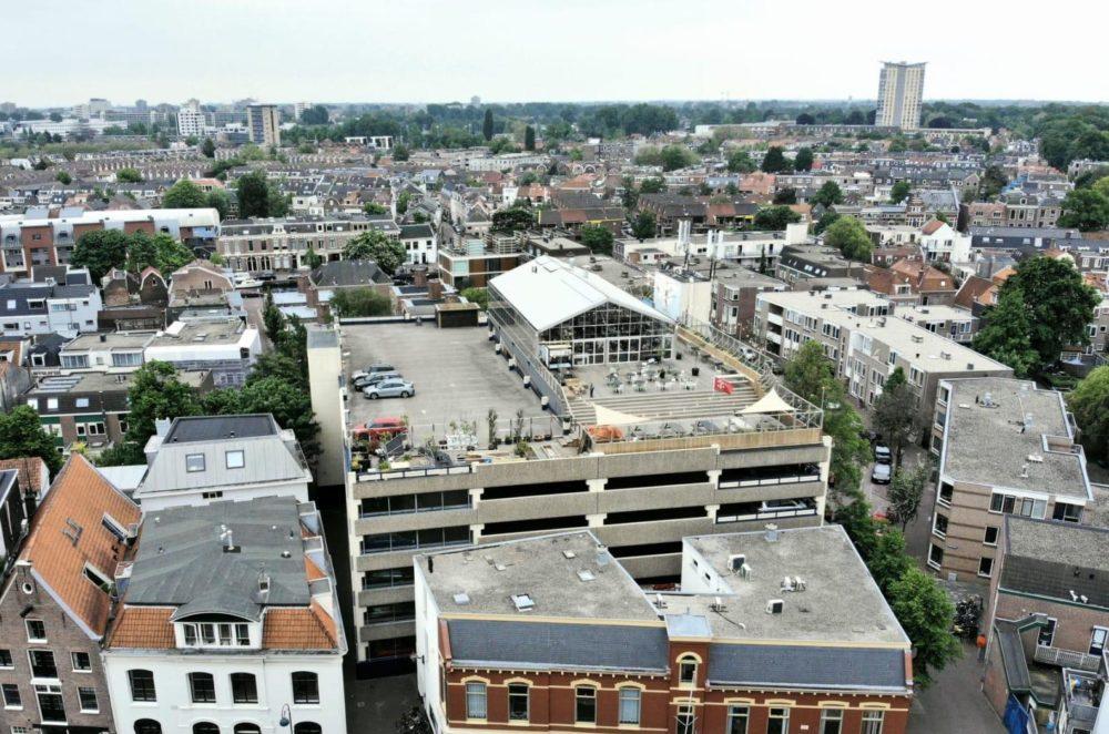 ARC19: Paviljoen DeDAKKAS Haarlem – Dennis de Waart i.s.m. Buto Craft