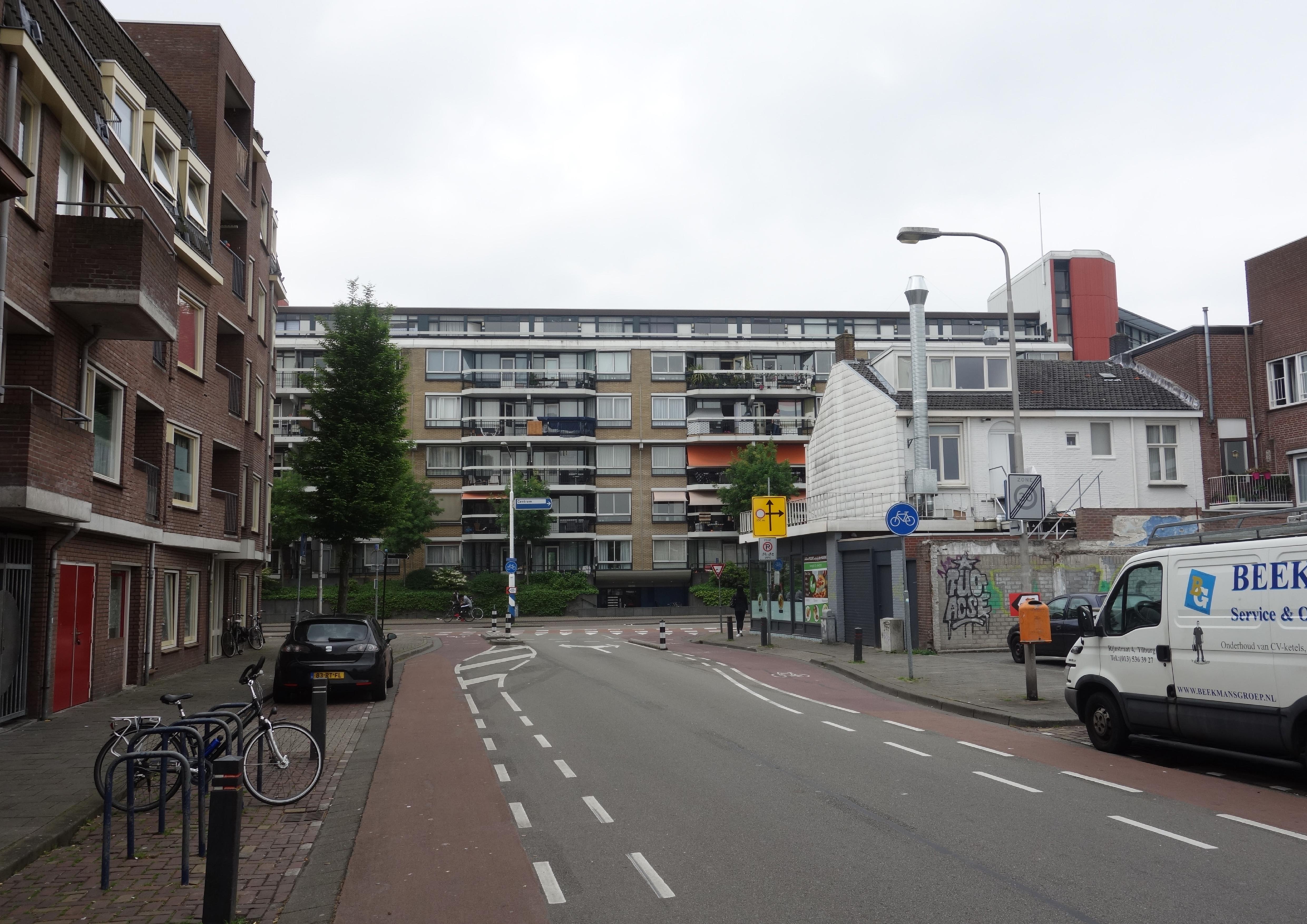 <p>Koopvaardijstraat &#8211; huidige situatie</p>