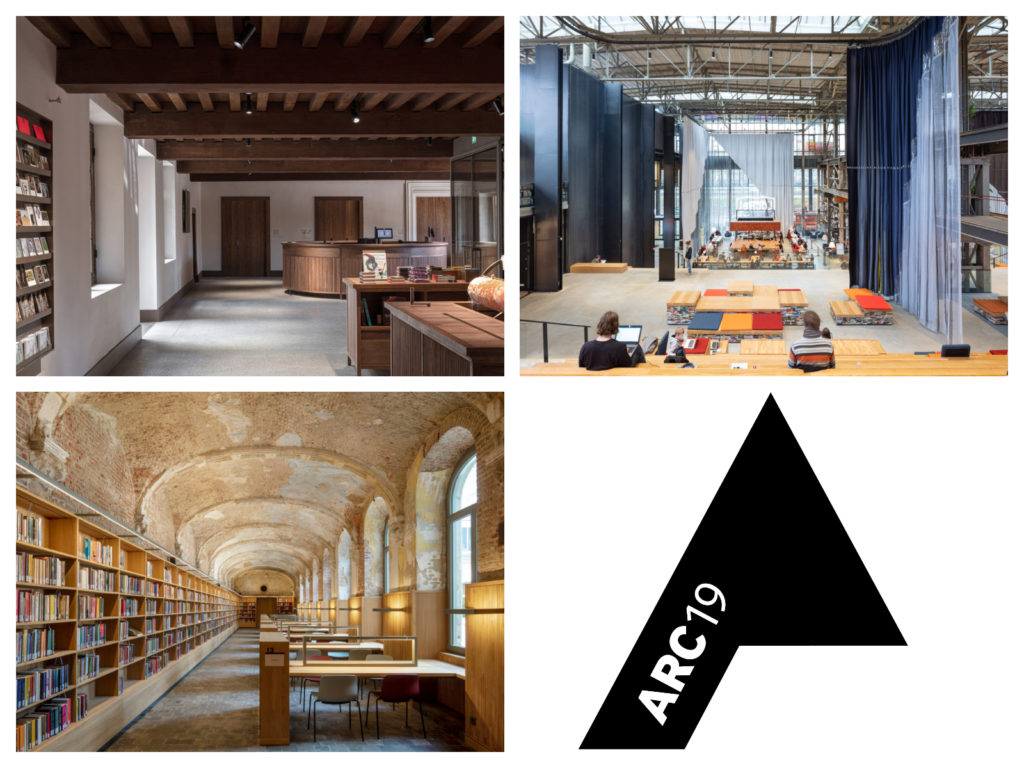 Nominaties ARC19 Interieur